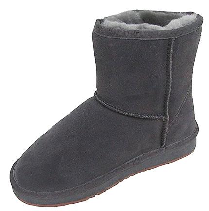 Schapenvacht laarzen | grijs