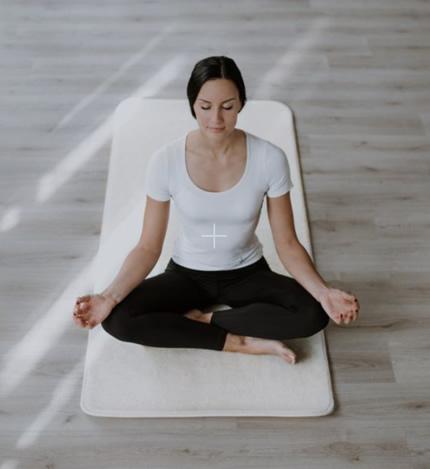 <b>Yogamat (Öko-tex 100 & Woolmark)</b>