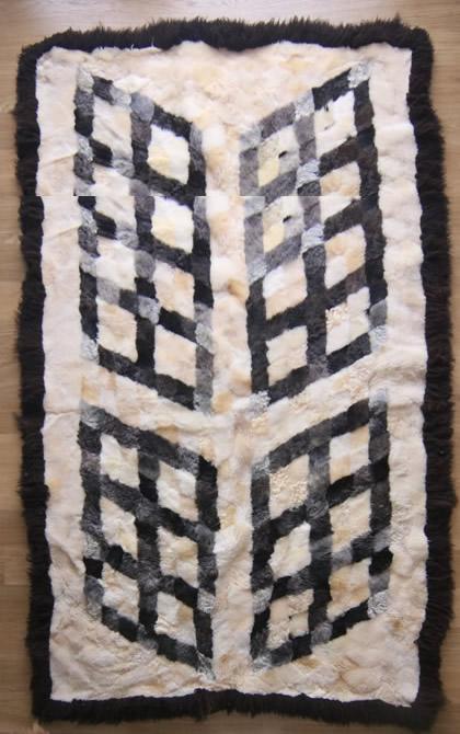 Opvallend tapijt