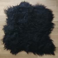 Hoogpolig tapijt<br />(IJslandse schapenvacht)